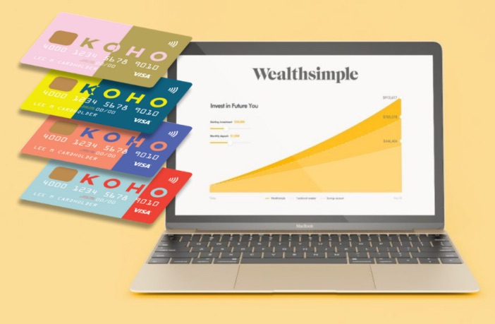 koho and wealthsimple