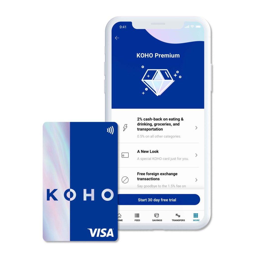 KOHO Premium