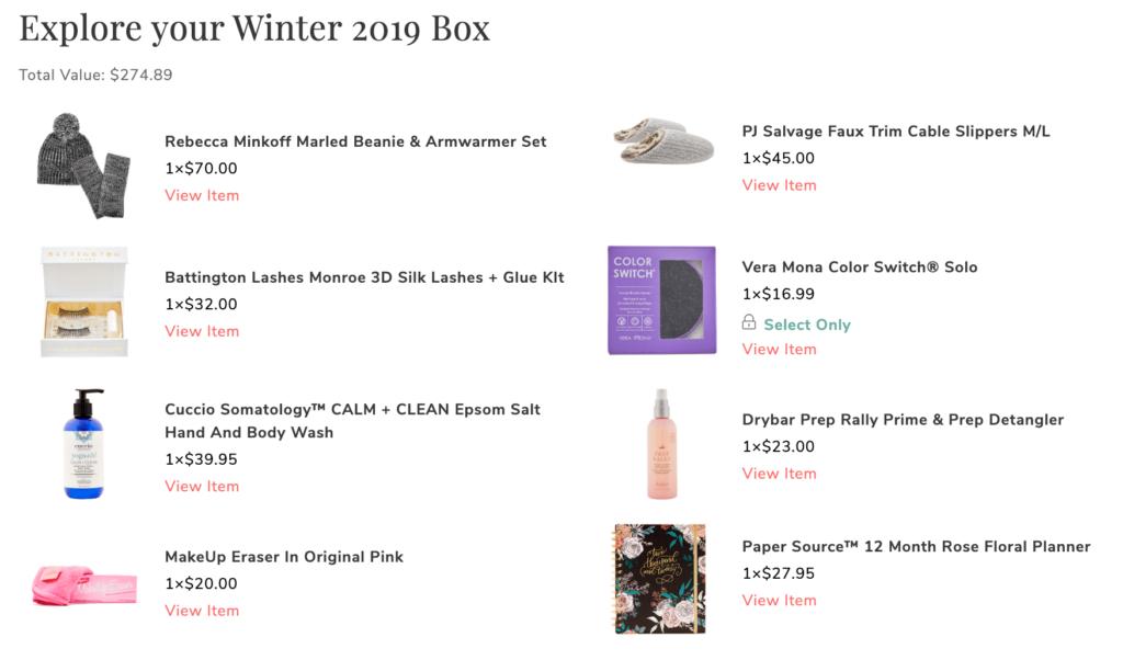 fabfitfun winter 2019