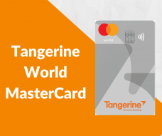 Tangerine World MasterCard