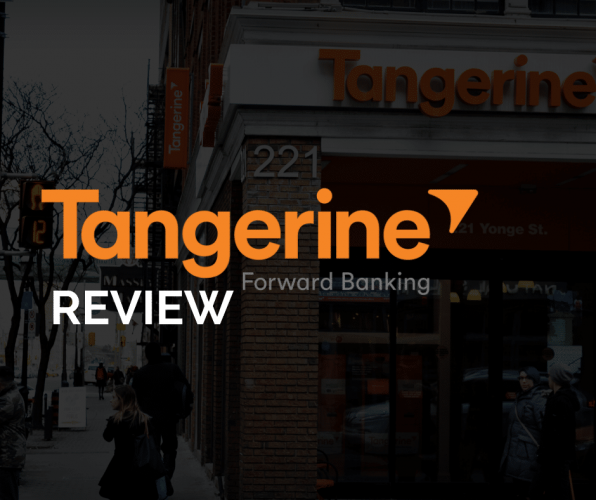 Tangerine Bank Review