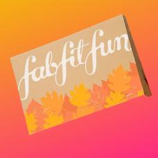 FabFitFun Fall 2021